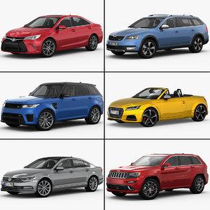 3D car vol 2 2015 model