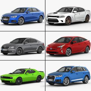 3D car vol 3 2015-16