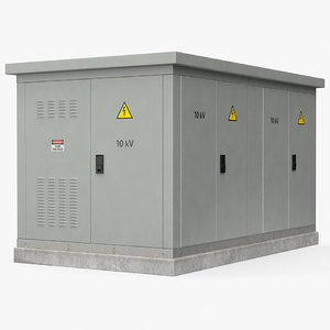 3D electrical box