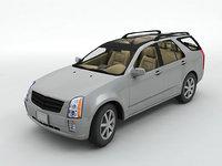 2004 Cadillac SRX Sport Utility