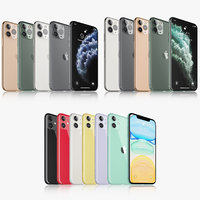 Apple iPhone 11 Pro & 11 Pro MAX & 11 All colors