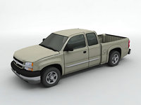 2004 Chevy Silverado 1500 Pickup Truck