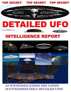 alien ufo 3d max