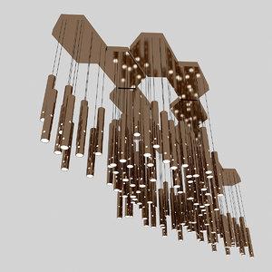 modern chandelier model