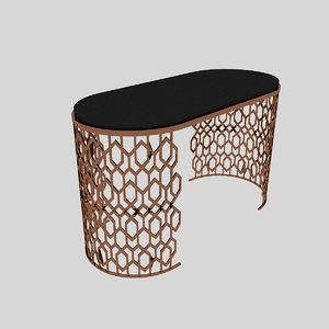 metal table 1 model