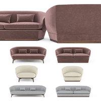 Giorgetti Tamino sofa