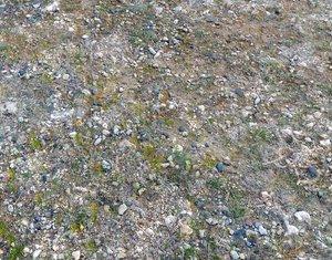 Ground rocky terrain PBR pack 1