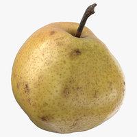 comice pear 04 ready model