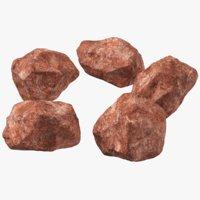 sandstones stone 3D model