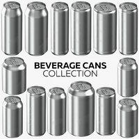 beverage cans - 14 model