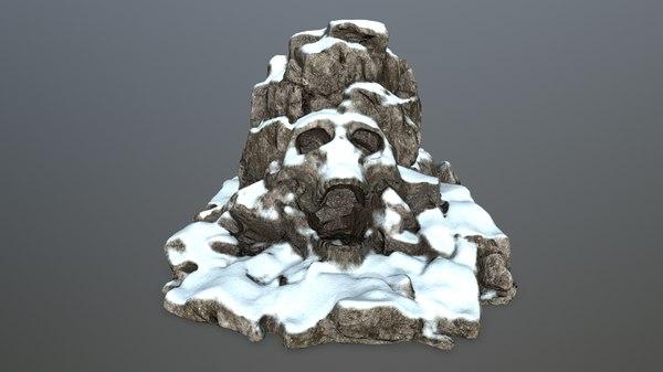 skull gate model
