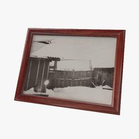 photo frame 3D