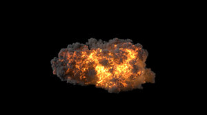 explosion model