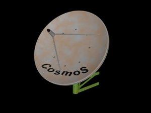 3ds max cosmos tv