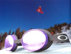 3d snowboarder goggles