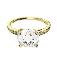 3D diamonds ring model