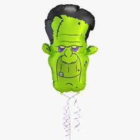 halloween frankenstein monster balloon 3D