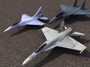 max aircraft f18c f15e