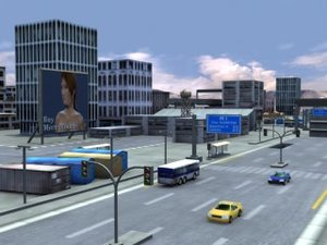 3d model divx avi urban
