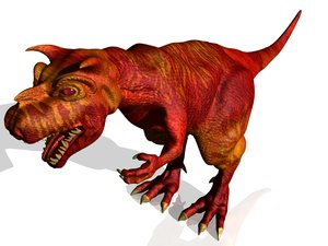 canivorous dinosaurs lwo
