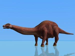apatasaurus apatasaur 3d model