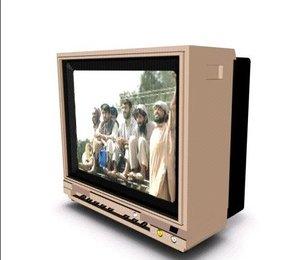 amiga monitor 3d model