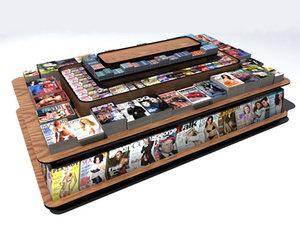 3d model magazine gum