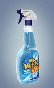 3d mr muscle 1000ml