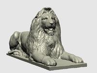 lion trafalgar square london