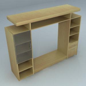 furniture bookcases tables dresser max