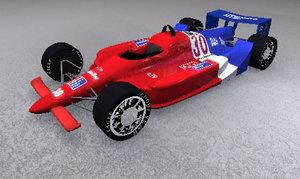 3dsmax indy car