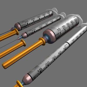 maya set syringes