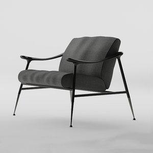 3D tosconova armchair