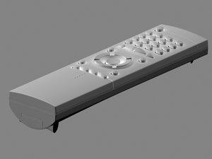 3d remote control