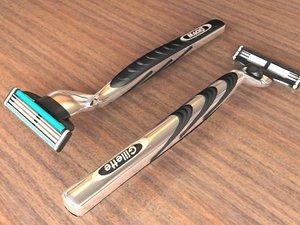 mach3 razor 3ds