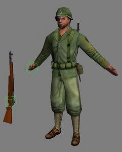 gi soldier ww2 2 max