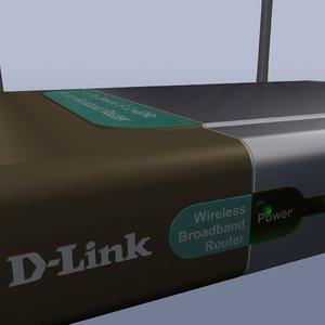 3dsmax wireless router