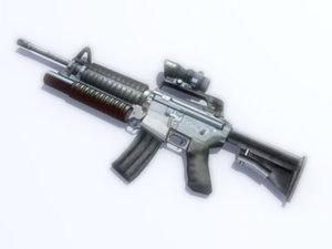 m4a1 carbine max
