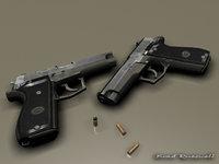 3d deawoo dp51 handgun