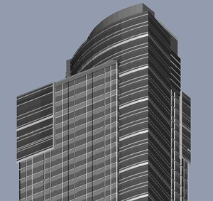 3dsmax fox tower