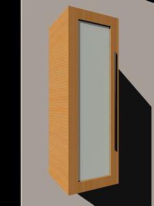 free bathroom 3d model