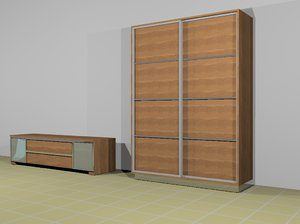 maya wardrobe set cabinet