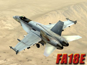 max fa18e desert terrain fighter