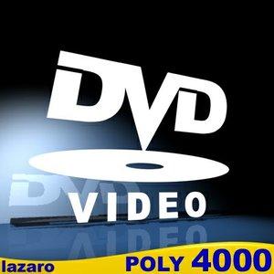 dvd logo 3d max