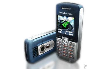 3d model sonyericsson k300