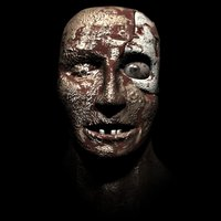 3d zombies head