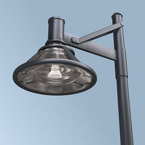 3d streetlamp street lamp