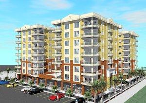 max site apartment building house