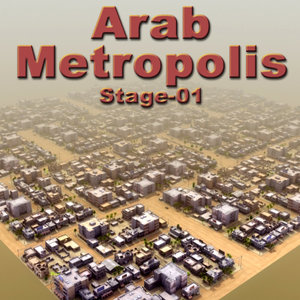 max arab city construction buildings