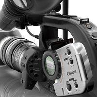 3d canon xl1s camcorder model